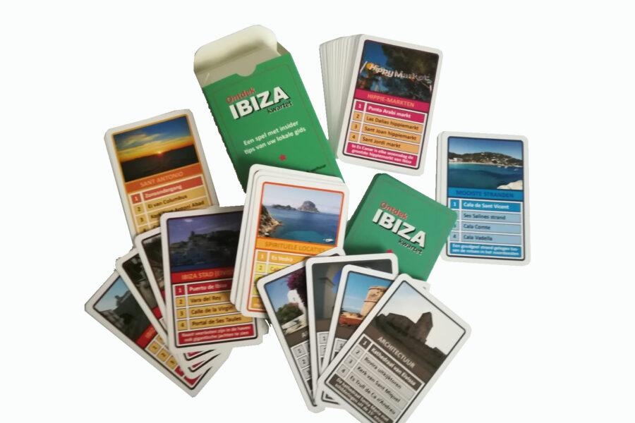 HETibiza ontdek Ibiza kwartet