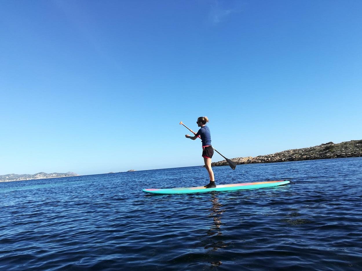 Stand up Paddle-tour | HETibiza