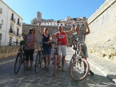Ibiza highlights fietstour