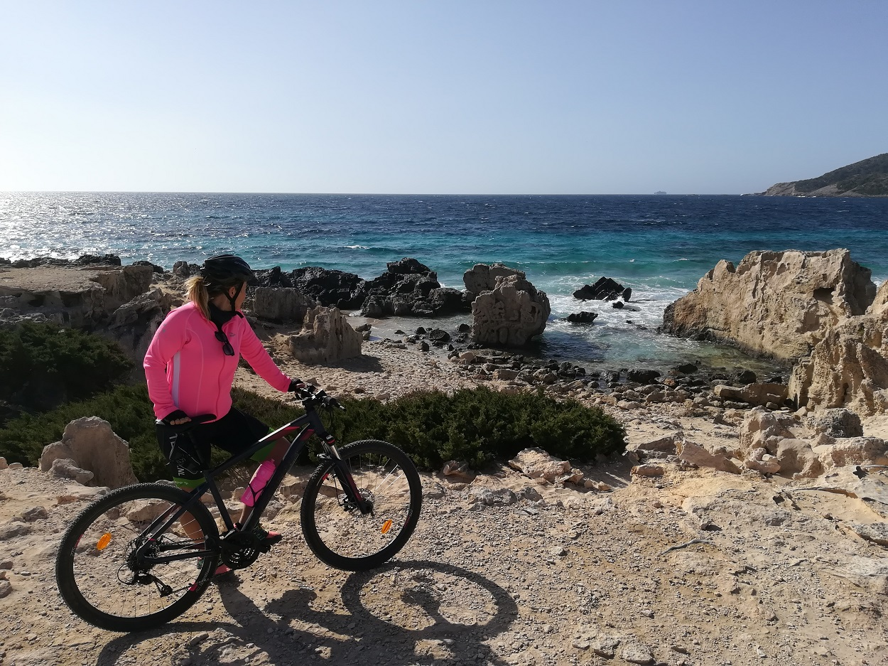 Mountainbike Salines Tour